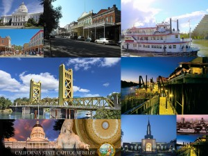 sacramento collage